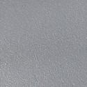 Banque d'accueil Line, élément droit 2m, Proselec acier Mat