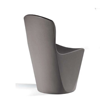 Chaise Zoe, Slide Design gris