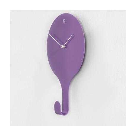 Horloge En Suspend, Diamantini & Domeniconi violet parme