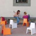 Chaise Sue Baby, Casamania vert