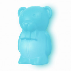 Lampe murale Junior Ourson, Slide Design bleu