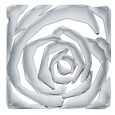 20 carrés séparations design Romance, Koziol gris anthracite transparent