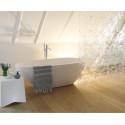 20 carrés séparations design Romance, Koziol transparent
