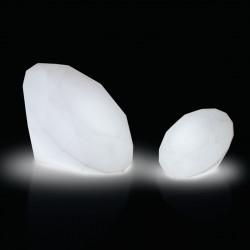 Lampe Bijoux, Slide Design blanc