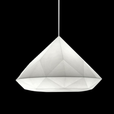Suspension Bijoux Hanging, Slide Design blanc