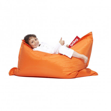 Pouf enfant Junior, Fatboy orange