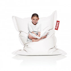 Pouf enfant Junior, Fatboy blanc