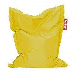 Pouf enfant Junior, Fatboy jaune