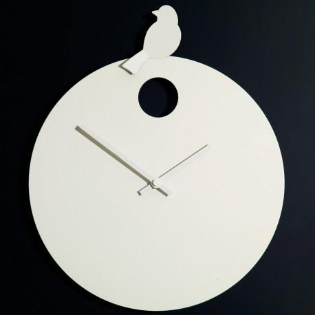 Best horloge free bird diamantini u domeniconi horloge - Pendule murale design inox ...