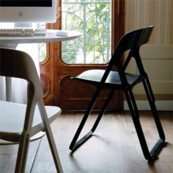 Chaise pliante Bek Casamania noir