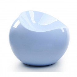 Fauteuil Ball Chair, XL Boom bleu pastel
