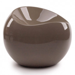 Fauteuil Ball Chair, XL Boom taupe