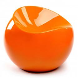 Fauteuil Ball Chair, XL Boom orange