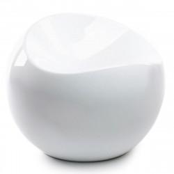 Fauteuil Ball Chair, XL Boom blanc