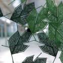 42 feuilles de séparations design Maria 1, Casamania vert