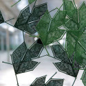 42 feuilles de séparations design Maria 1, Casamania vert foncé