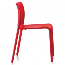 Chaise First Chair, Magis rouge