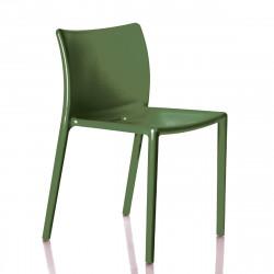 Chaise Air-Chair, Magis vert foncé
