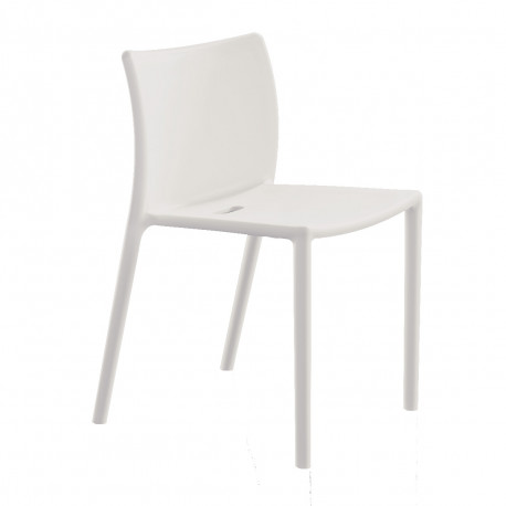 Chaise Air-Chair, Magis blanc pur