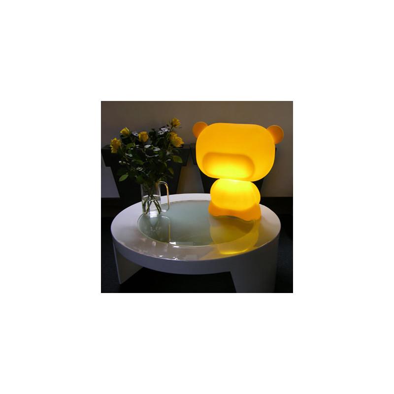 Art Toy Lampe Design Orange PureSlide b6gfy7