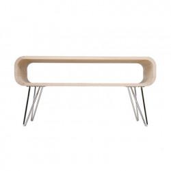 Table basse Metro Coffee Table, XL Boom bois clair