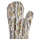 Tablier et gant de cuisine Gazette VIRAGES gris