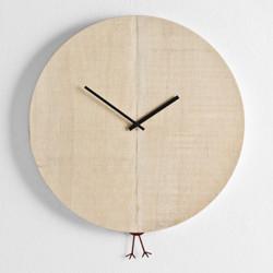 Horloge bois, Diamantini & Domeniconi bois clair