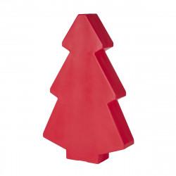 Sapin de Noël lumineux Lightree Indoor, Slide Design rouge Hauteur 45 cm