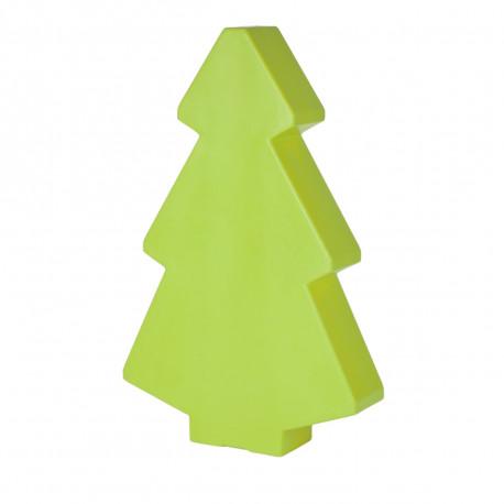 Sapin de Noël lumineux Lightree Indoor, Slide Design vert Hauteur 100 cm