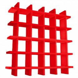 Etagère My book Large Slide rouge