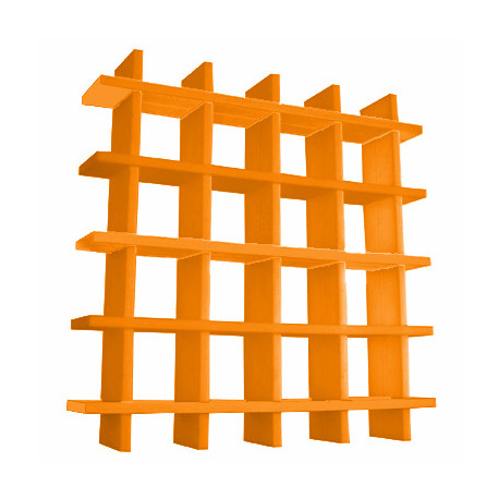 Etagère My book Large Slide orange