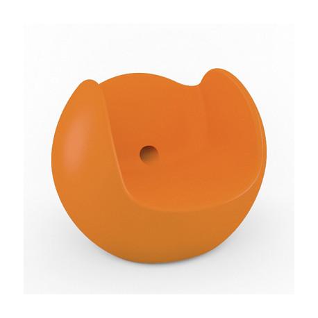 Fauteuil Blos, Slide Design orange