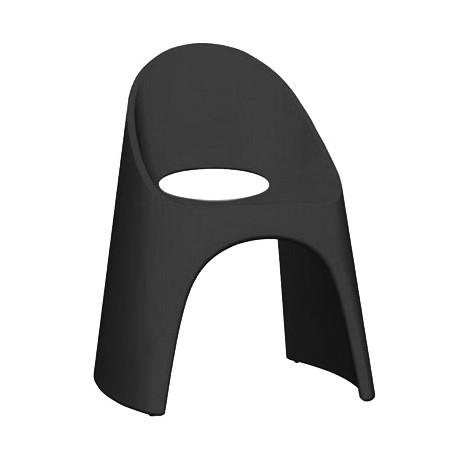 Chaise Amélie, Slide Design gris
