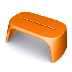 Table basse Amélie Panchetta, Slide Design orange
