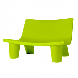 Fauteuil 2 places Low Lita Love, Slide Design vert