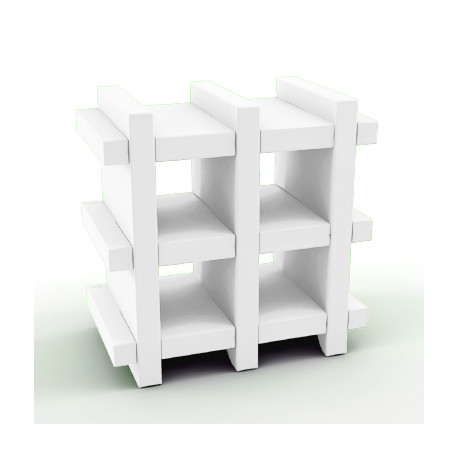 Etagère Booky Small Slide blanc