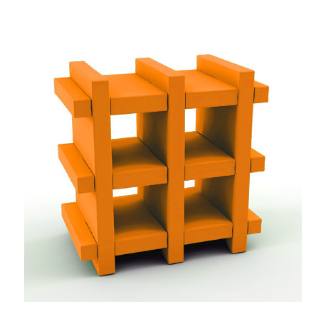 Etagère Booky Small Slide orange
