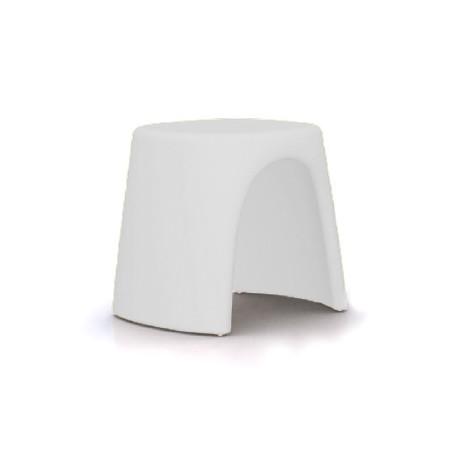 Tabouret Amélie Sgabello, Slide Design blanc