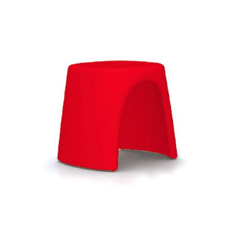 Tabouret Amélie Sgabello, Slide Design rouge
