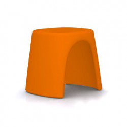 Tabouret Amélie Sgabello, Slide Design orange