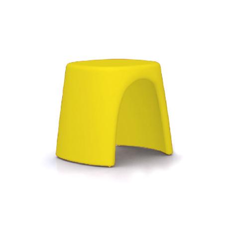 Tabouret Amélie Sgabello, Slide Design jaune