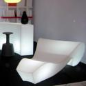 Chaise longue Rococo, Slide Design blanc