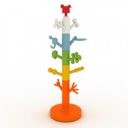 Porte manteau Paradise Tree, Magis Me Too multicolore