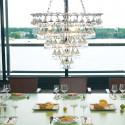 Grand Lustre verres à vin, Vino Glass XL, Leitmotiv chrome, transparent Taille XL