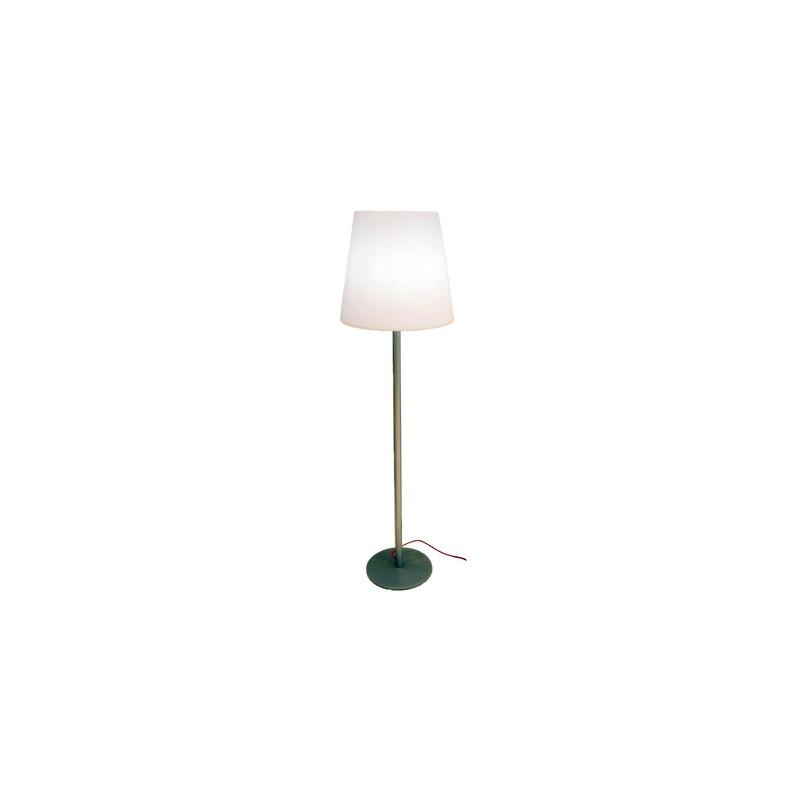 lampadaire ali baba piantana slide design abat jour blanc cerise sur la deco. Black Bedroom Furniture Sets. Home Design Ideas