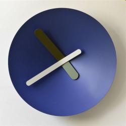 Horloge Mozia, Diamantini & Domeniconi bleu 40cm