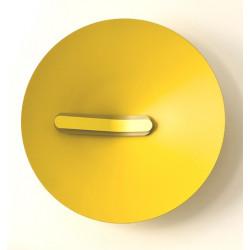 Horloge Mozia, Diamantini & Domeniconi jaune 40cm