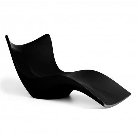 Chaise Longue Surf, Vondom noir