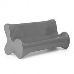 Sofa design Doux, Vondom gris