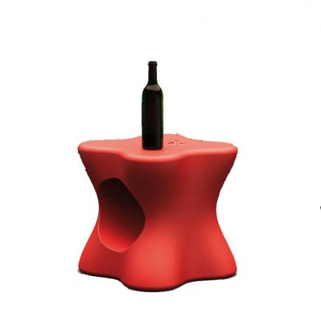 Table Basse design Doux, Vondom rouge